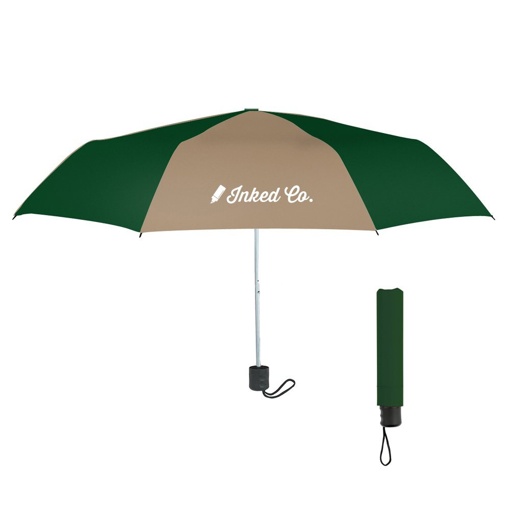 "View larger image of Add Your Logo: 42"" Budget Umbrella"