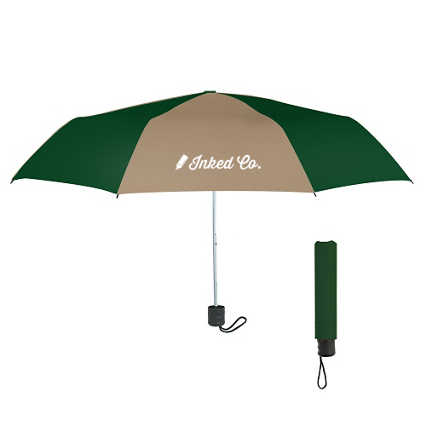 "Add Your Logo: 42"" Budget Umbrella"