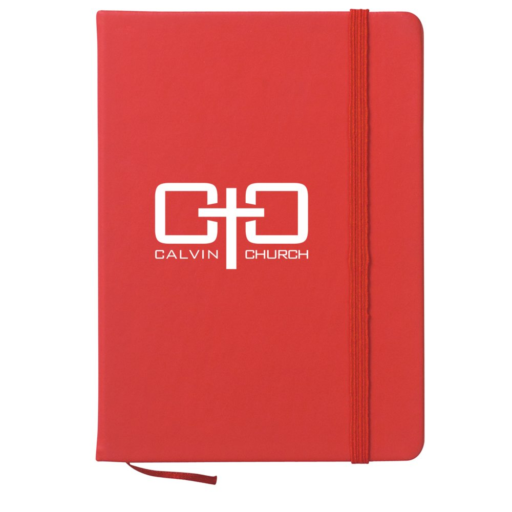 View larger image of Add Your Logo: Chroma Journal