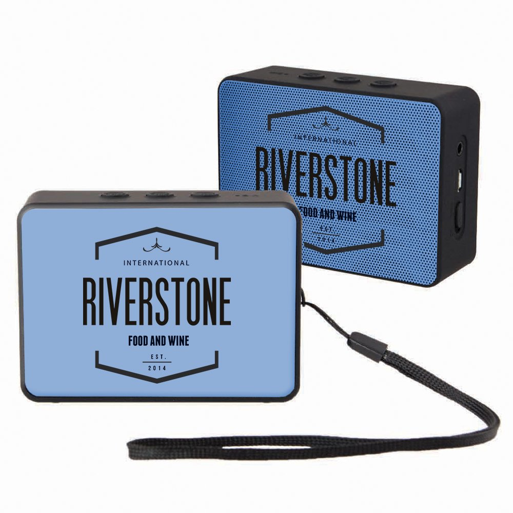 View larger image of Add Your Logo: Boxanne Bluetooth Speaker