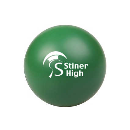 Add Your Logo: Squeezie Stress Ball