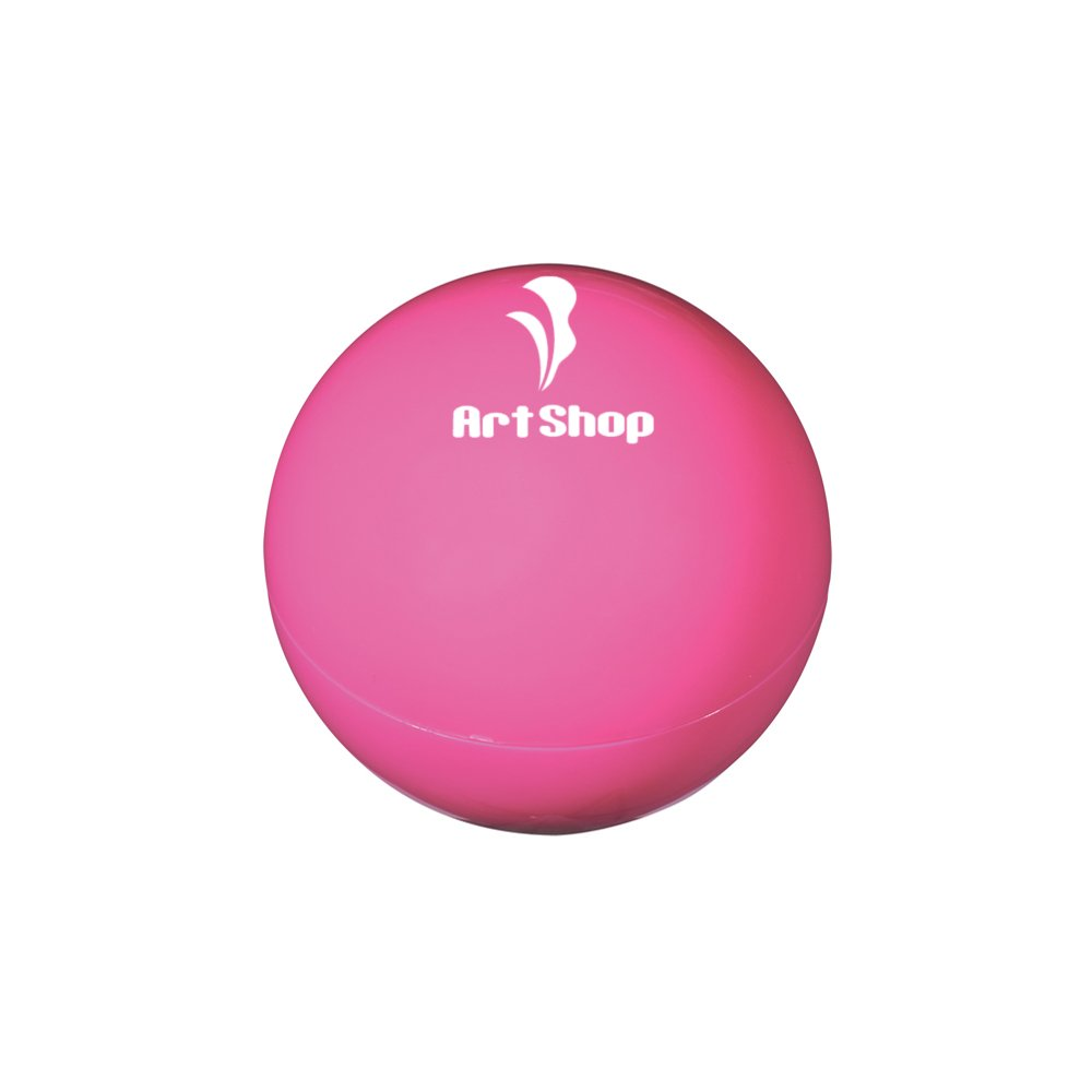 View larger image of Add Your Logo: Lip Balm Ball