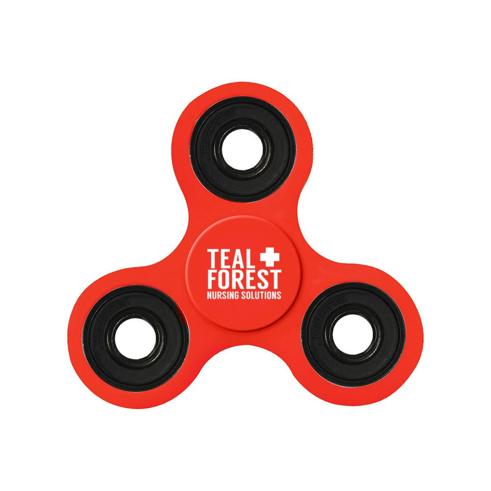 View larger image of Add Your Logo:  Custom Fidget Spinner