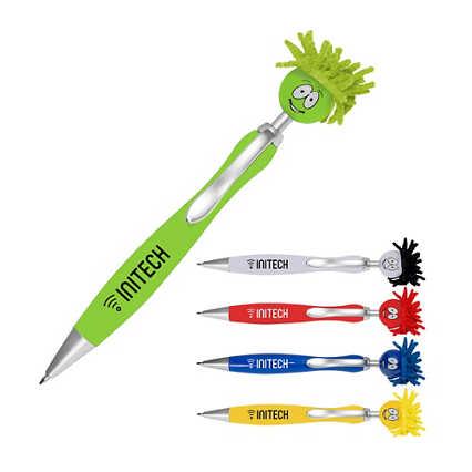 Add Your Logo: Emoti MopTopper Pen