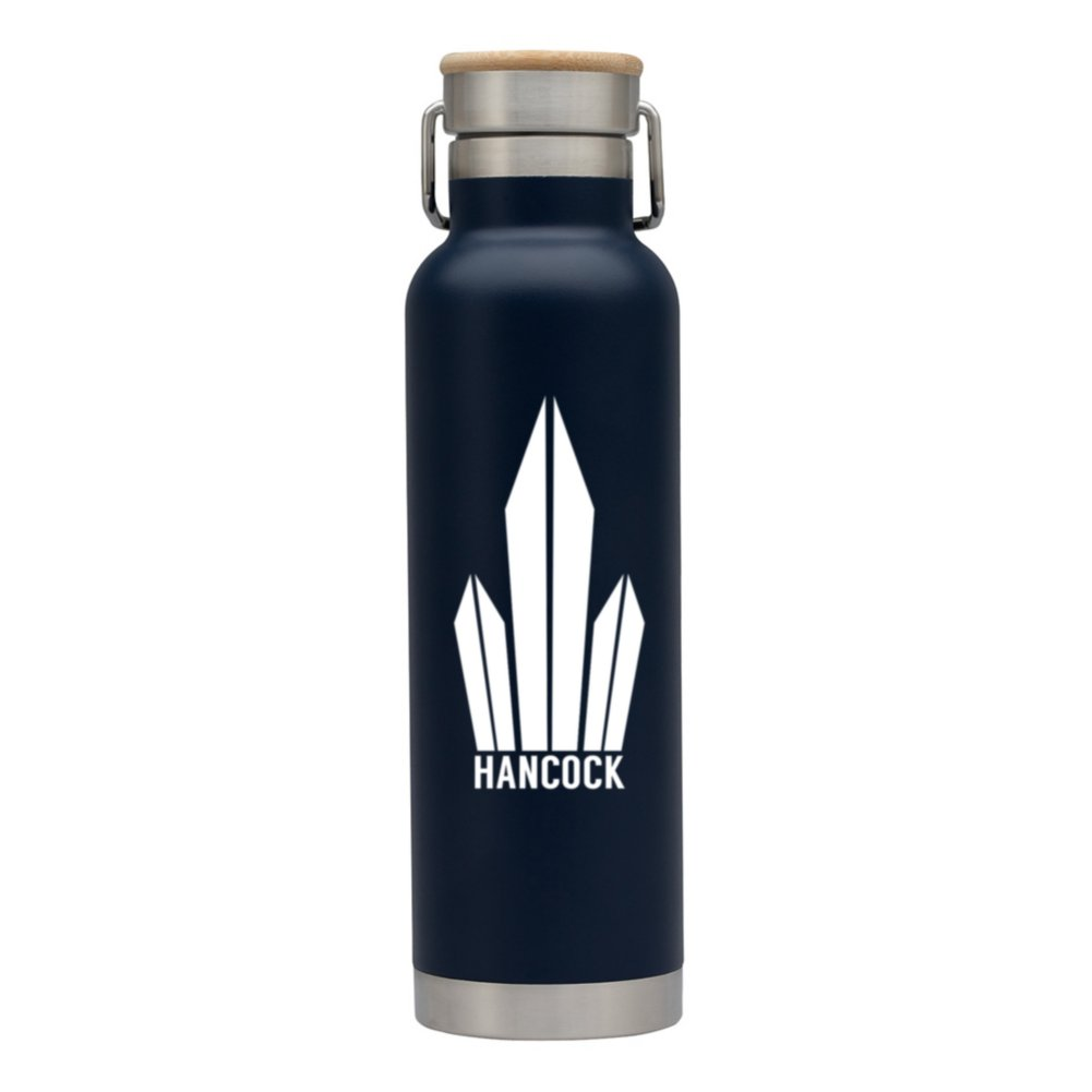 View larger image of Add Your Logo:  The Drake Stainless Bottle