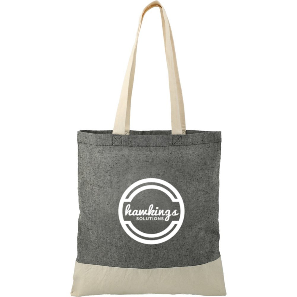 View larger image of Add Your Logo:  Twill Make a Difference Tote