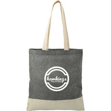 Add Your Logo:  Twill Make a Difference Tote