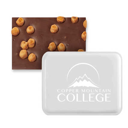 Add Your Logo: Gourmet Chocolate Bark