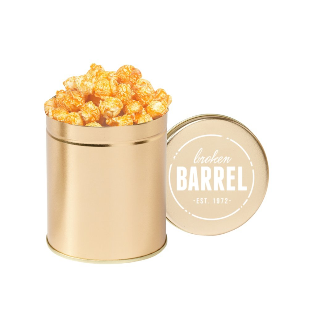 View larger image of Add Your Logo:  Gourmet Popcorn Tin