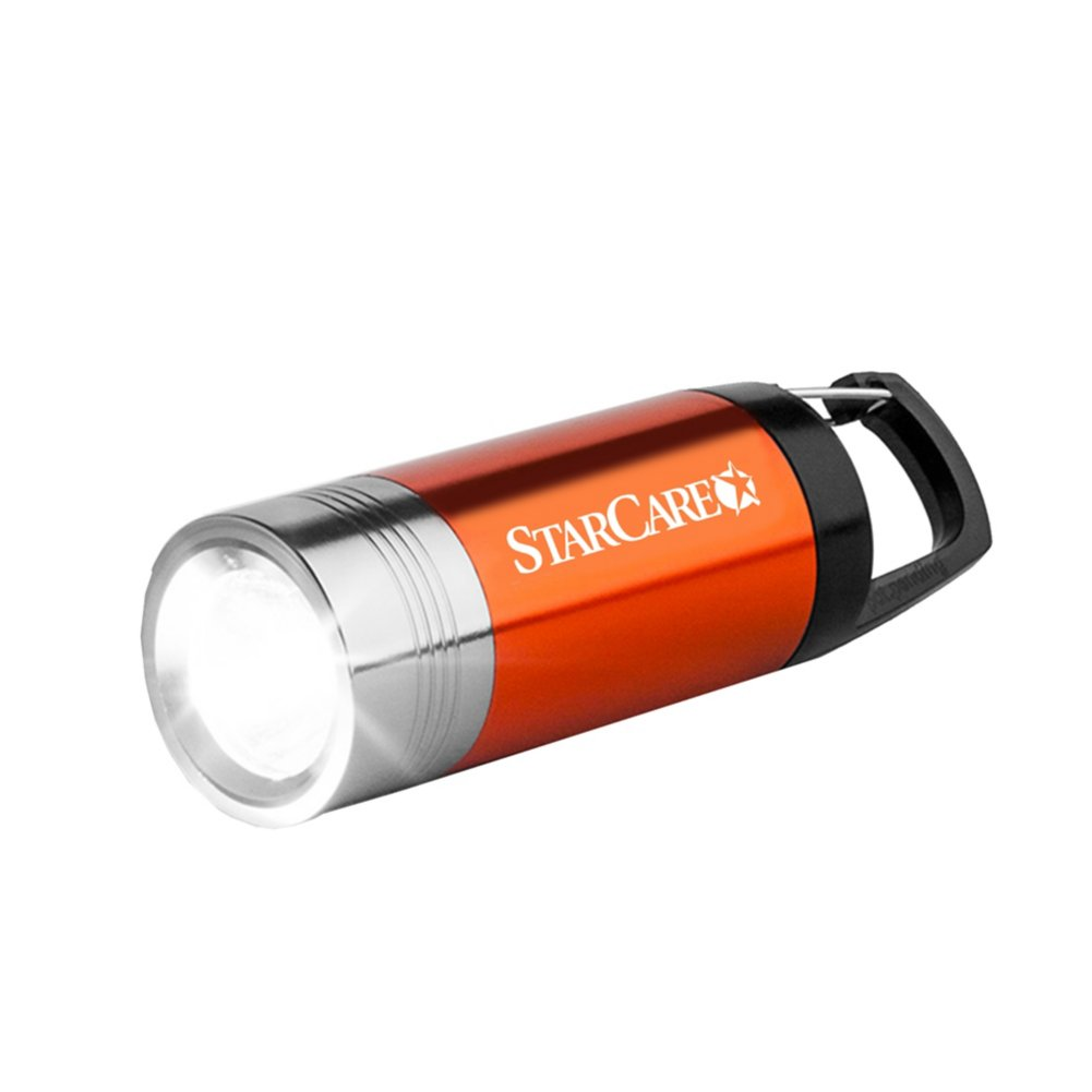 View larger image of Add Your Logo:  Rocket Power Flashlight