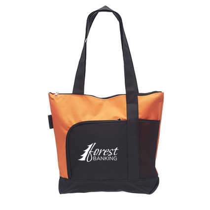 Add Your Logo: Bright Side Tote Bag