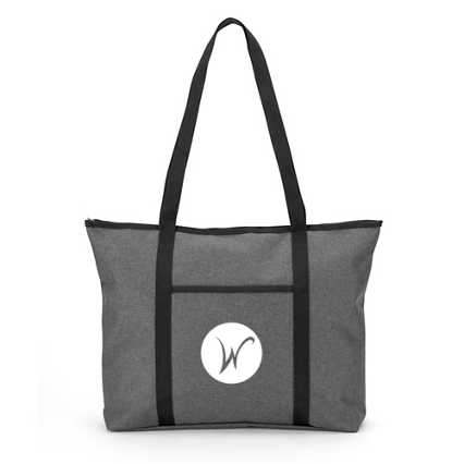 Add Your Logo:  Oh the Places We'll Go Tote