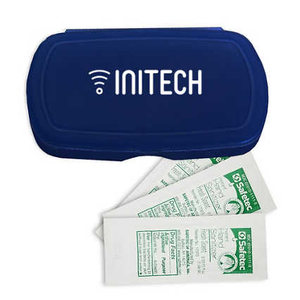 Add Your Logo: Pocket Sanitizer Kit