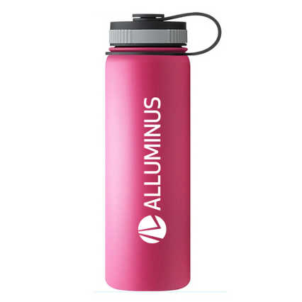 Add Your Logo:  Vacation Station Water Bottle
