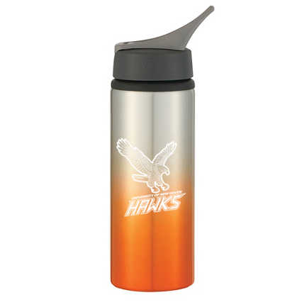Add Your Logo:  Arizona Aluminum Water Bottle