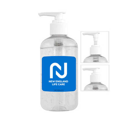 Add Your Logo: 8 oz. Hand Sanitizer