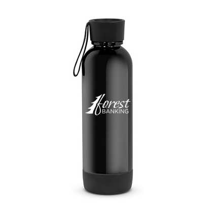 Add Your Logo: Shine On Water Bottle