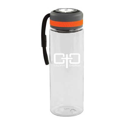 Add Your Logo: Camp Buddy Lantern Bottle