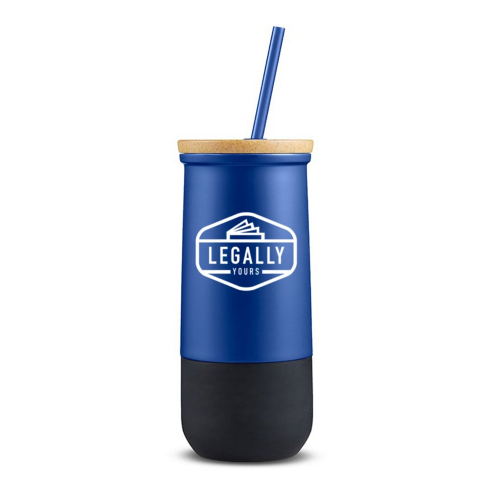 View larger image of Add Your Logo: Georgia Stainless Tumbler