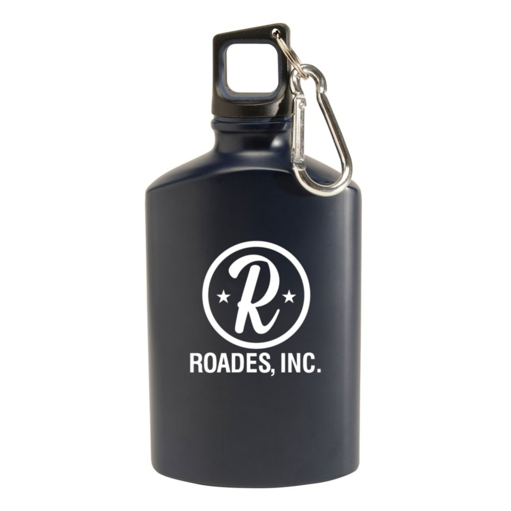 View larger image of Add Your Logo: Into the Woods Aluminum Canteen