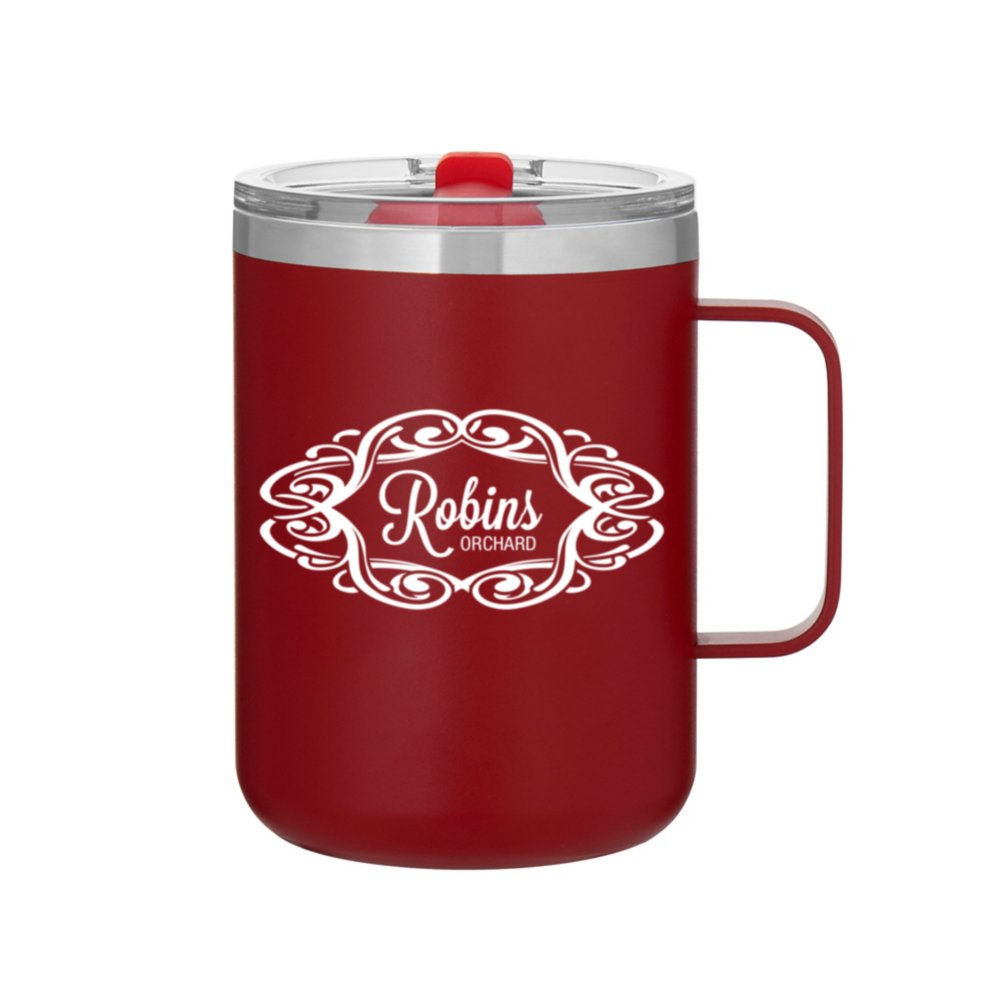 View larger image of Add Your Logo: Let's Go Insulated Mug