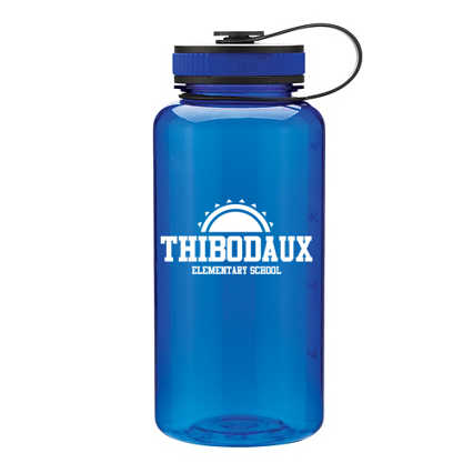 Add Your Logo: Wellness Water Bottle