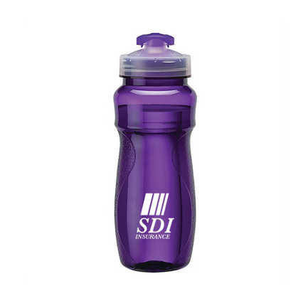 Add Your Logo: Easy Squeeze Sports Bottle