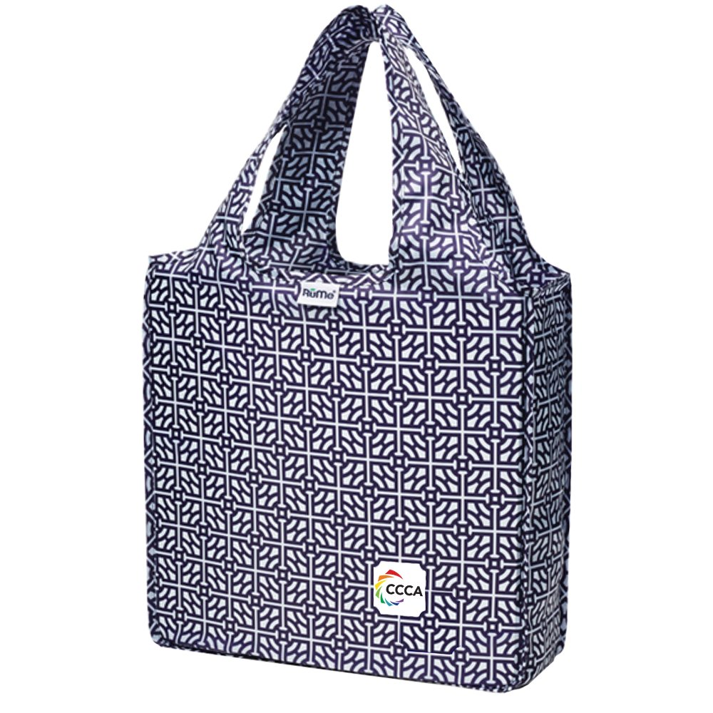 View larger image of Add Your Logo: Rume Compact Carry All Tote