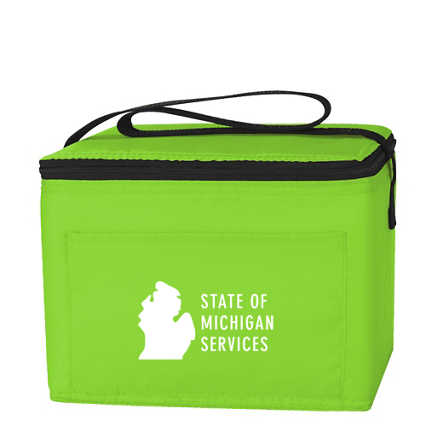 Add Your Logo: Budget Lunch Bag