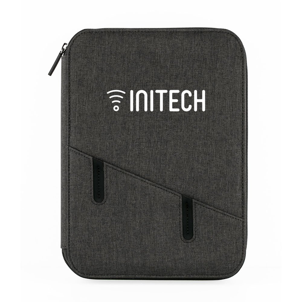 View larger image of Add Your Logo: Travel Tech Five Piece Set