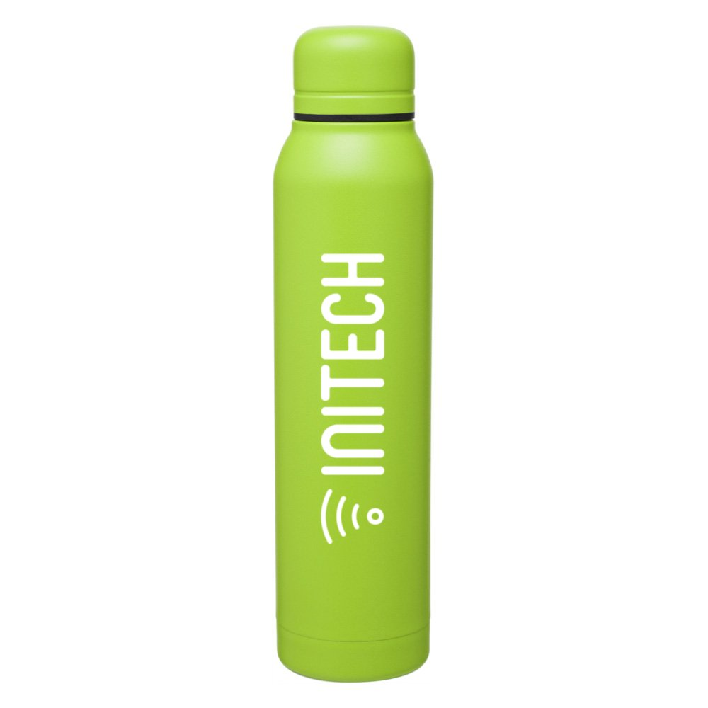 View larger image of Add Your Logo: Beach Please Stainless Bottle
