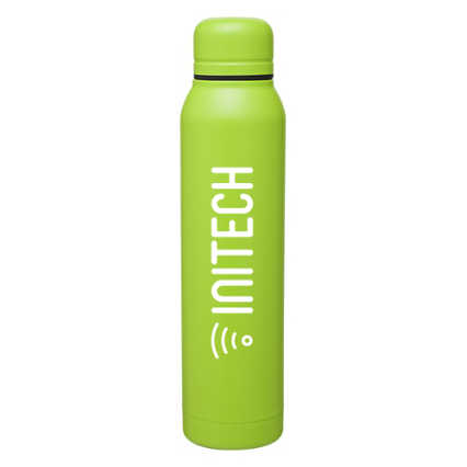 Add Your Logo: Beach Please Stainless Bottle