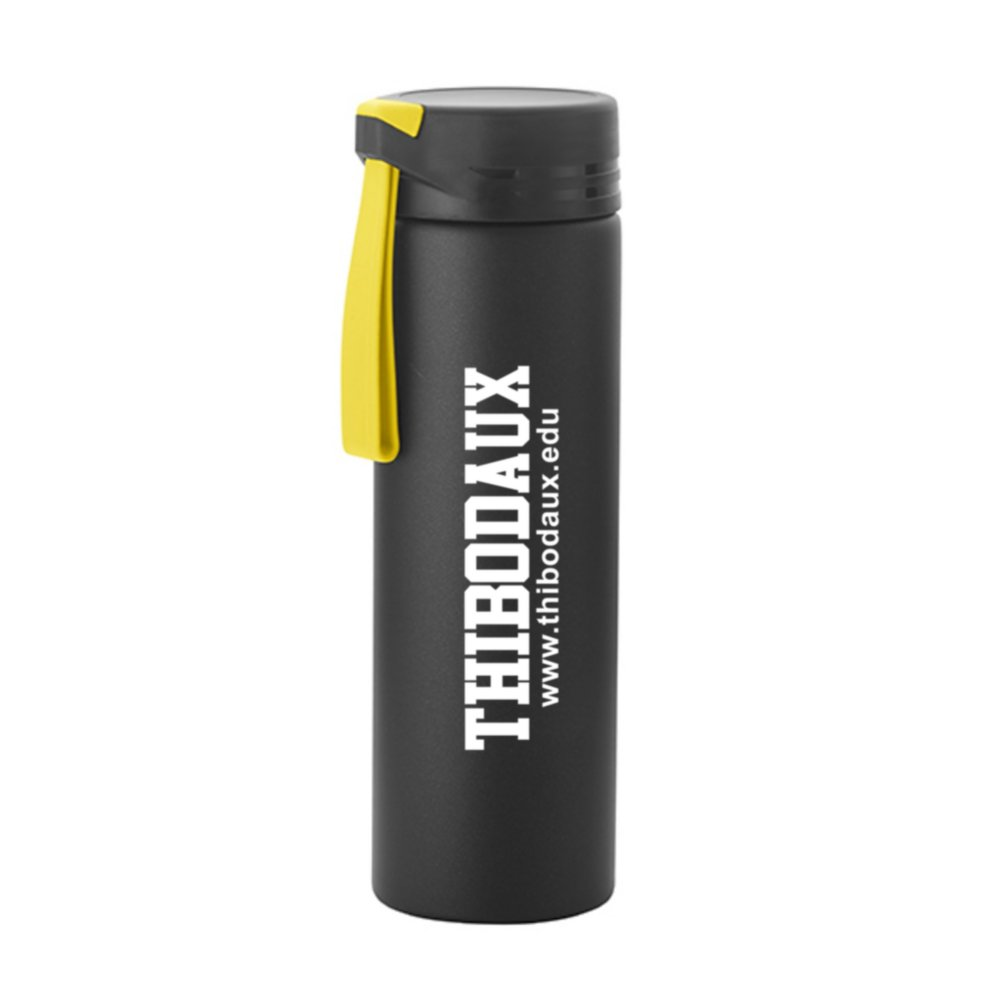 View larger image of Add Your Logo:  Color-Pop Sleek Sports Bottle