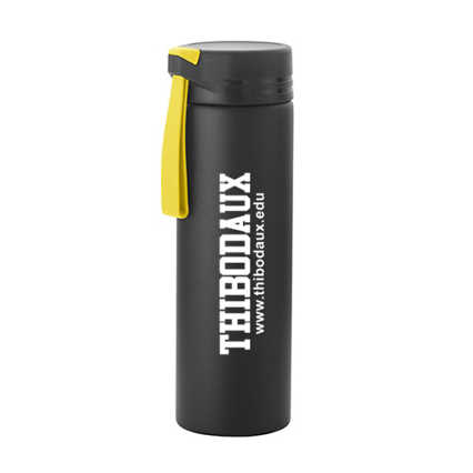 Add Your Logo:  Color-Pop Sleek Sports Bottle