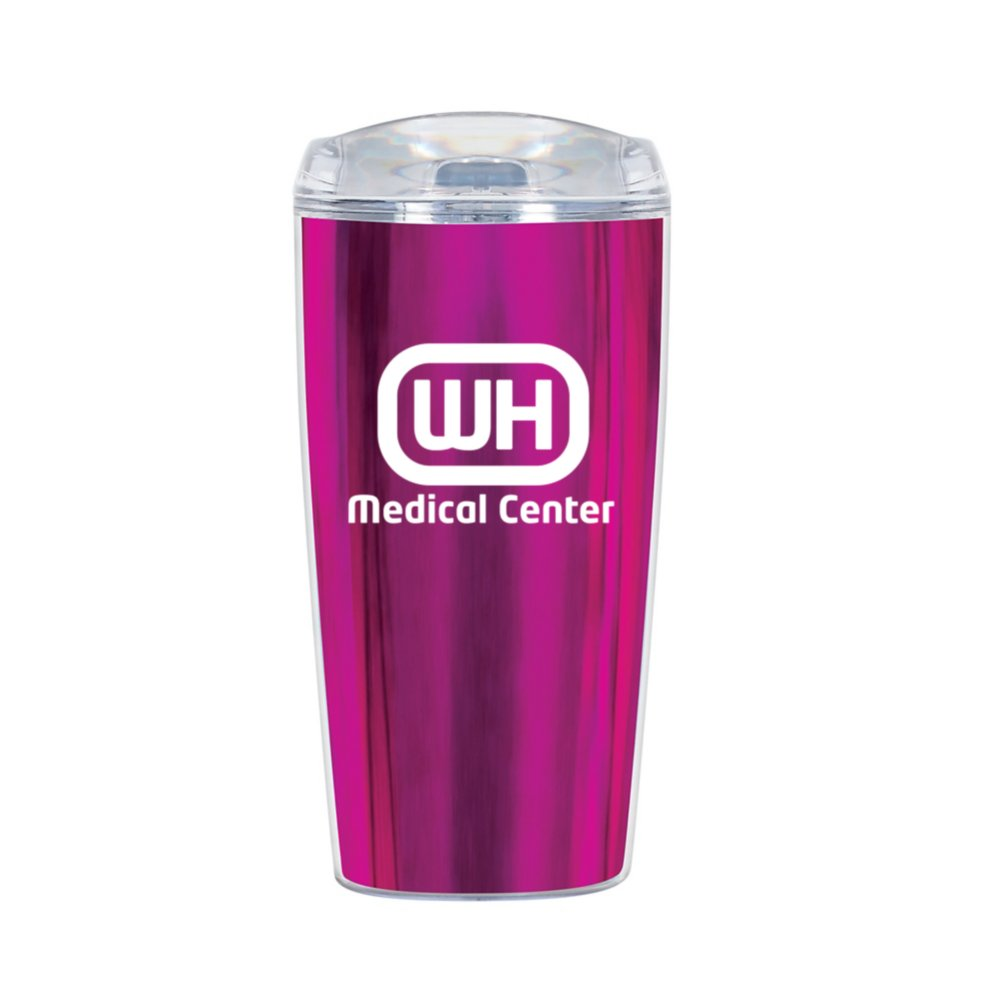 View larger image of Add Your Logo:  Shine Bright Double Wall Tumbler