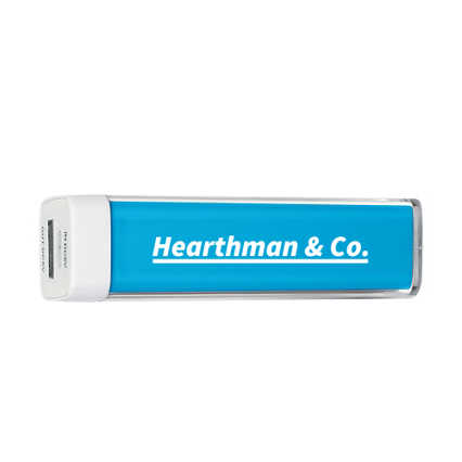 Add Your Logo: Perfect Pocket Power Bank