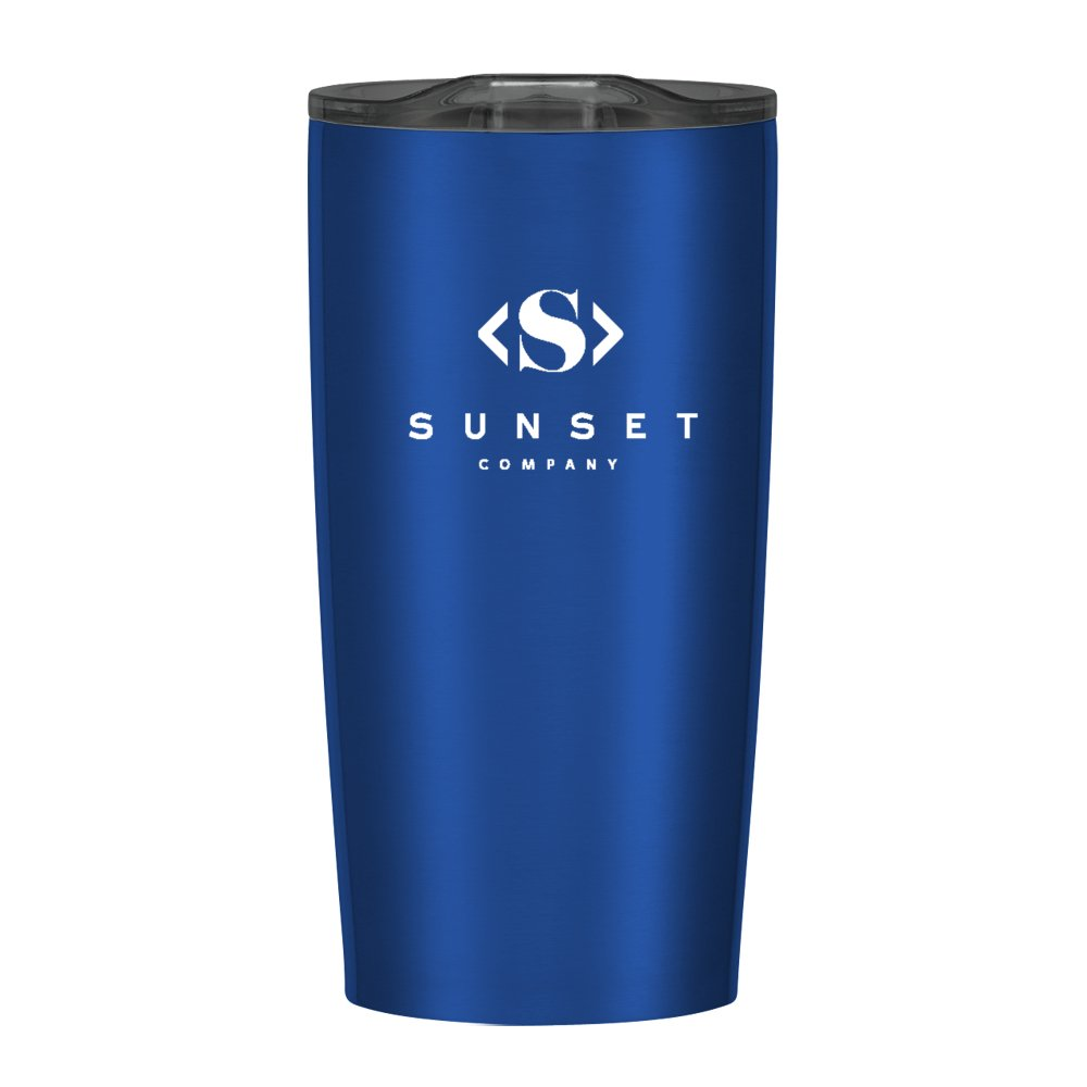 View larger image of Add Your Logo: Stainless Steel Stellar Tumbler