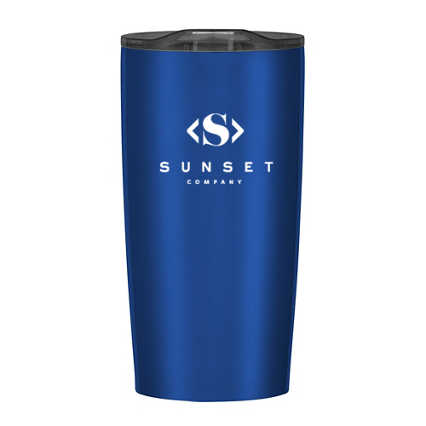 Add Your Logo: Stainless Steel Stellar Tumbler