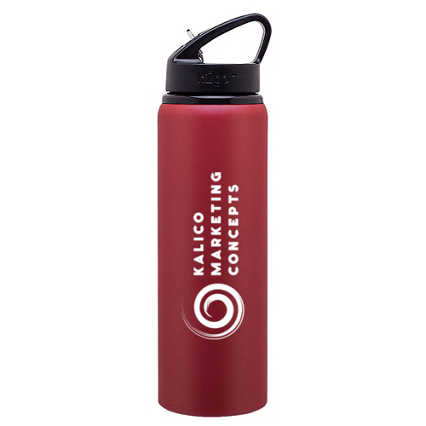 Add Your Logo: Sippin Good Time Water Bottle
