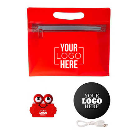 Add Your Logo: Value Work at Home Kit
