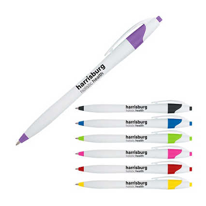 Add Your Logo: Antibacterial Dart Pen