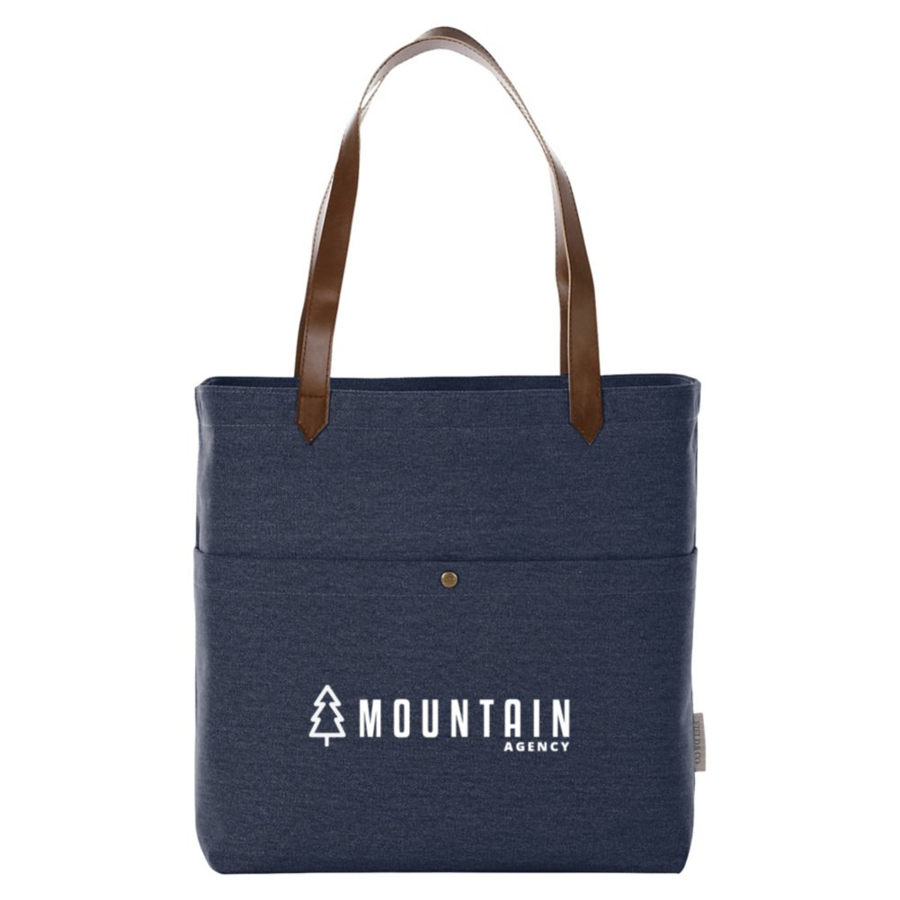 View larger image of Add Your Logo: Field & Co. Canvas Tote