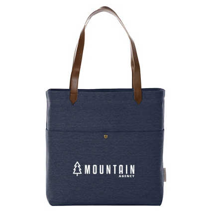 Add Your Logo: Field & Co. Canvas Tote