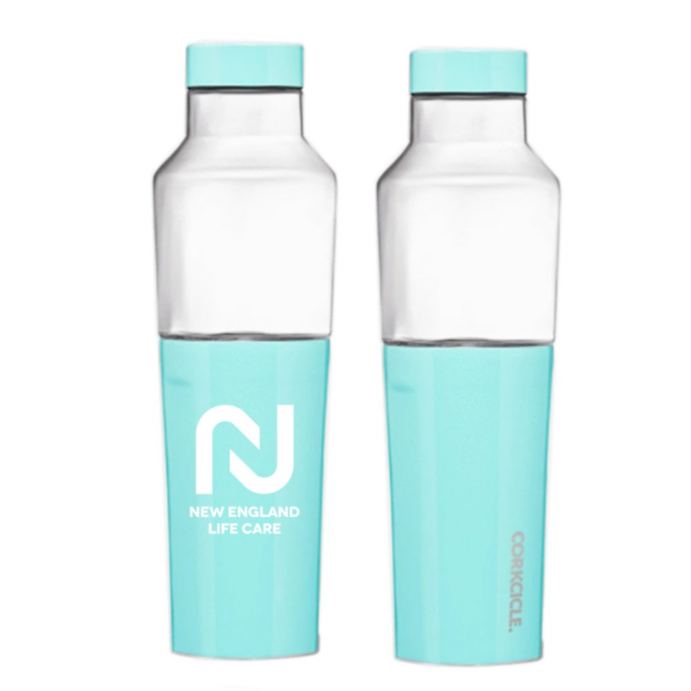 View larger image of Add Your Logo: Corkcicle Hybrid Canteen