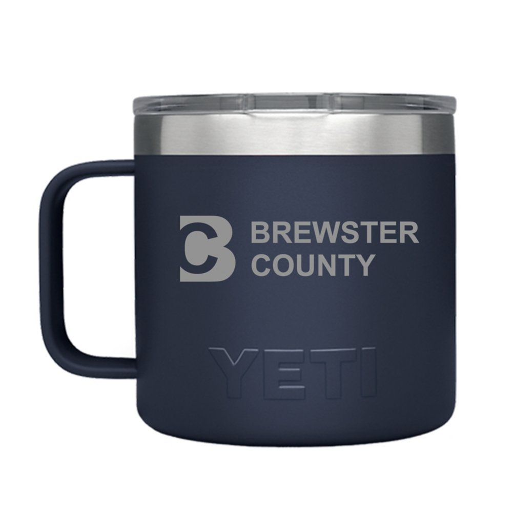 View larger image of Add Your Logo: YETI Rambler Mug 14oz