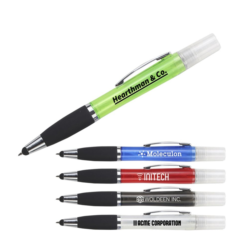 View larger image of Add Your Logo: Sanitizer Pen