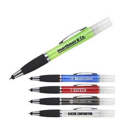 Add Your Logo: Sanitizer Pen