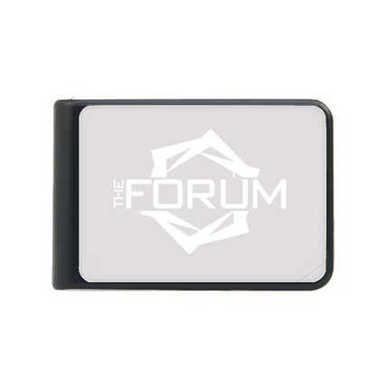 Add Your Logo: 10400 mAh Tenfour Triple Output Power Bank