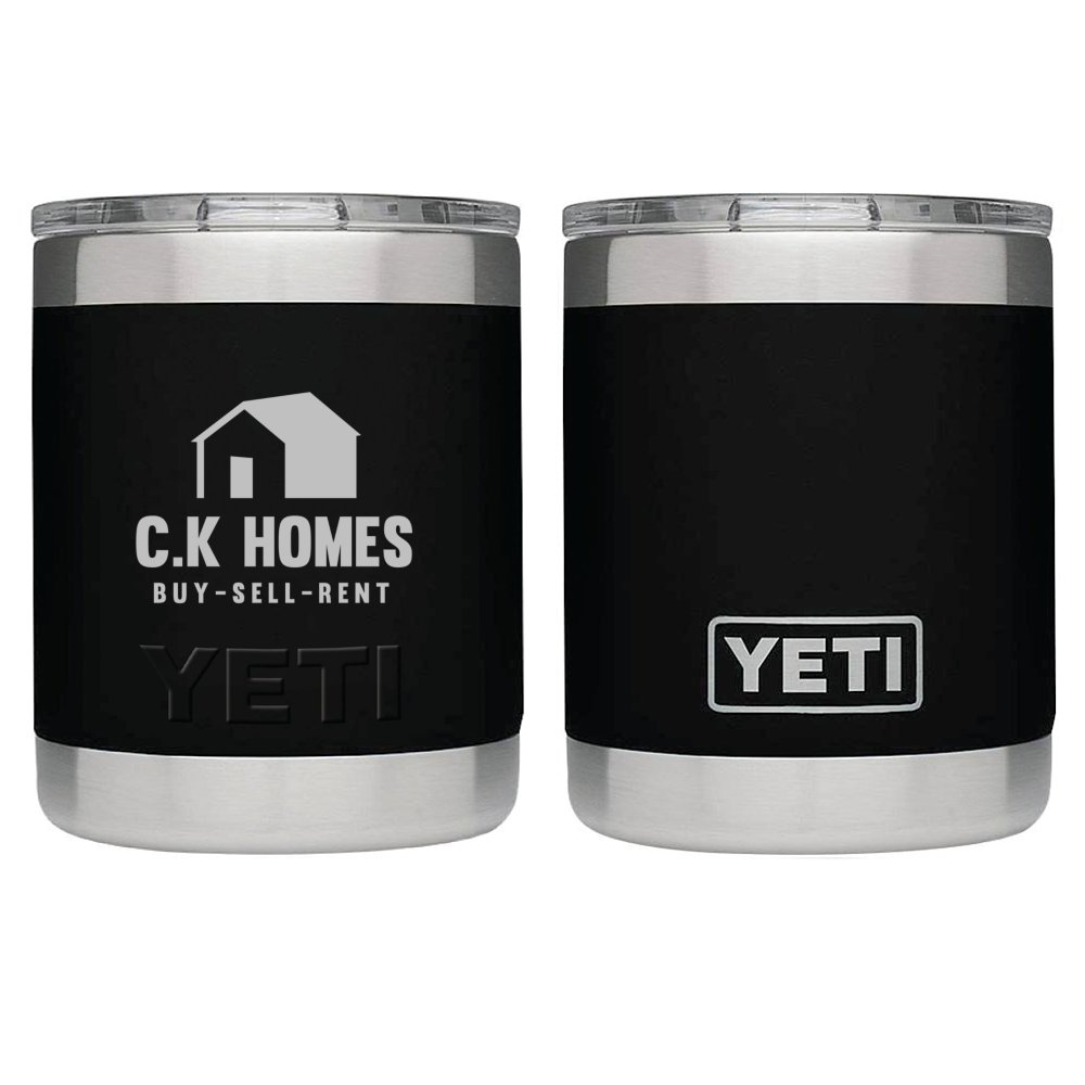 View larger image of Customized Yeti - 10 oz Lowball