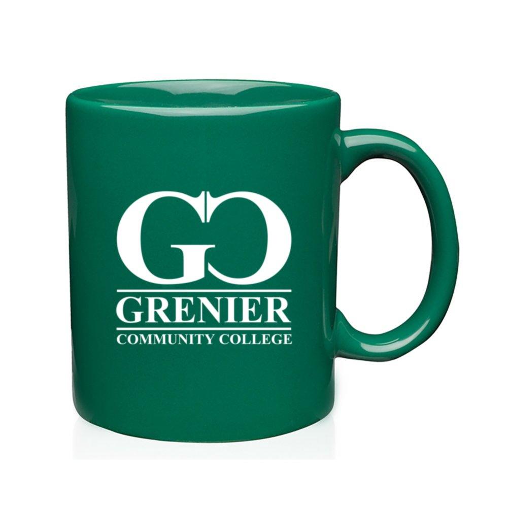 View larger image of Add Your Logo: Bright Spot Ceramic Mug